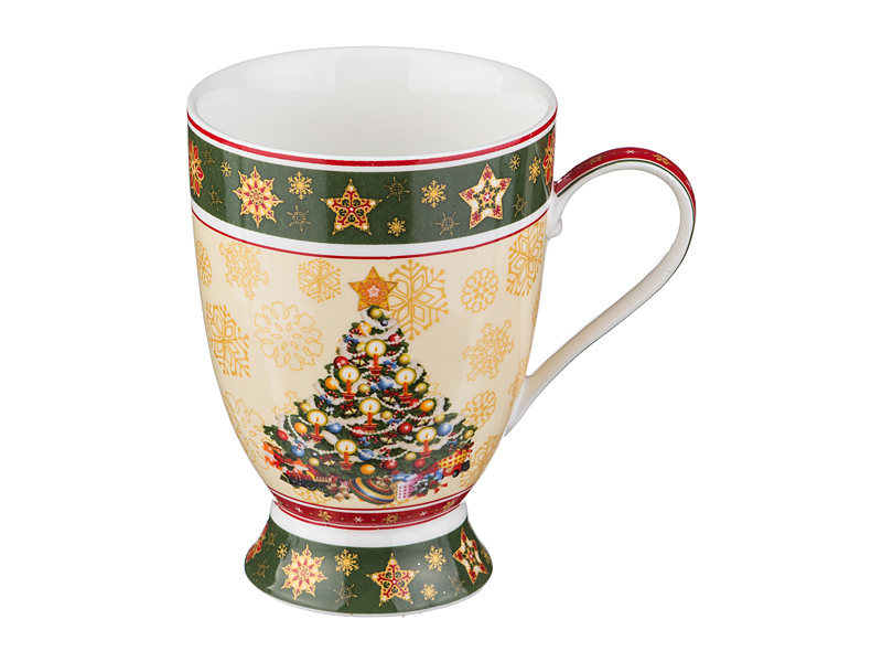 "кружка ""christmas collection"" 300 мл. 586-178"